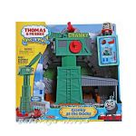 Fisher Price Влакчето ТОМАС Thomas & Friends Cranky at the Dock от серията Take-n-Play™ R9112