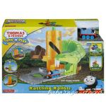 Fisher Price Thomas & Friends Rattling Railsss Playset, Take-n-Play, CDM88