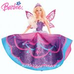 Barbie КУКЛА Mariposa and The Fairy Princess Catania от Mattel Y6373