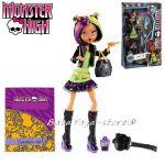 Monster High - Кукла Clawdeen Wolf  - BGT29
