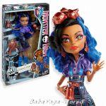 Monster High - Кукла Robecca Steam от серията Art Class - BDF11.BDD79