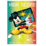 Kids fleece blanket Mickey Mouse High score, 7204