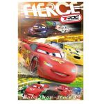 Kids fleece blanket Cars Fierce, 7243