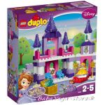 LEGO DUPLO Sofia the First Royal Castle - 10595