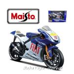 Maisto МОТОР YAMAHA YZR M1 FACTORY Racing Team 2009 VALENTINO ROSSI - 31178