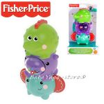 Fisher Price ПИРАМИДА с животинки и звуци Stacking Sound animal - BGP41