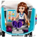 2015 LEGO Конструктор Friends Частният самолет на Хартлейк Heartlake private Jet - 41100