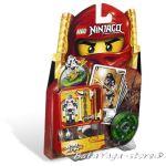 LEGO Конструктор КРЪНЧА Kruncha от серията Ninjago - 2174