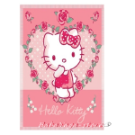 Kids fleece blanket Hello Kitty, 7205