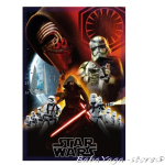 Kids fleece blanket Star wars sword, 7202