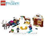 2016 LEGO Конструктор DISNEY Princess Frozen Приключенията на Анна и Кристоф Anna & Kristoff's Sleigh Adventure - 41066