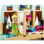 2016 LEGO Конструктор DISNEY Princess Frozen Празненството на Аръндел Arendelle Castle Celebration 41068