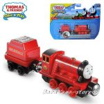 2016 Fisher Price Влакчето ТОМАС Thomas & Friends MIKE от серията Take-n-Play CGT11
