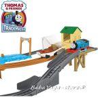 Fisher Price Влакчето ТОМАС Thomas & Friends Treasure Chase set от серията TrackMaster™ CDB60