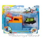 Fisher Price Влакчето ЛЮК Thomas & Friends Speedy Launching LUKE от серията Take-n-Play CFC54