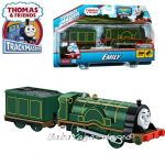 Fisher Price Влакче ЕМИЛИ Thomas & Friends Motorized EMILY Engine от серията TrackMaster™ CDB69