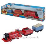 Fisher Price Влакчето МАЙК Thomas & Friends Motorized MIKE Engine от серията TrackMaster™ CDB77