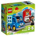 LEGO DUPLO Полицейски патрул Police Patrol, 10809