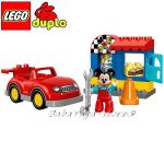 2016 LEGO Конструктор DUPLO Работилница на МИКИ Моус Mickey's Workshop - 10829