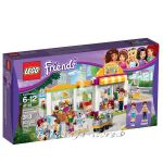ЛЕГО ФРЕНДС Супермаркет в Хартлейк, LEGO Friends Heartlake Supermarket, 41118