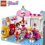 2016 ЛЕГО ФРЕНДС Кафене с кексчета LEGO Friends Heartlake Cupcake Cafe - 41119
