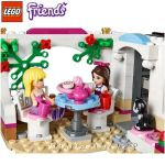ЛЕГО ФРЕНДС Кафене с кексчета, LEGO Friends Heartlake Cupcake Cafe, 41119