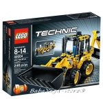 LEGO TECHNIC Mini Backhoe Loader - 42004