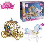 Disney Princess Каляската на Пепелчяшка от Mattel - CDC44