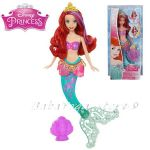 Disney Princess Magical Water Princess Doll - Ariel - CDB96
