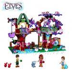 LEGO ELVES Дървесното скривалище на Елфите The Elves' Treetop Hideaway - 41075