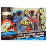 BOOMCo Двоен комплект Бластери на Бумко MATTEL SUPERBATTLE BCT06