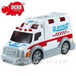 Dickie Toy Ambulance, 37cm - 8338