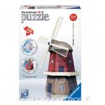 Ravensburger 3D Puzzle Windmill - 12563