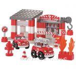 Ecoiffier Abrick Конструктор Пожарна станция Абрик - 3080