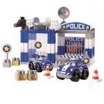 Ecoiffier Abrick Конструктор Полицейска станция Абрик - 3081