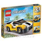 LEGO CREATOR Бърза кола 3 в 1 Fast Car - 31046