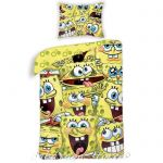 Bed set Sponge Bob 140x200 cm