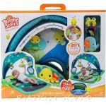 Bright Starts Активна гимнастика Light Up Lagoon™ Светеща лагуна - 52156