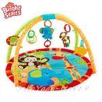 Bright Starts Активна гимнастика Jammin' Jungle Африкански приятели, 9218