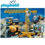ПЪЗЕЛ Playmobil СТРОЕЖ с мини-фигура (100) на Schmidt