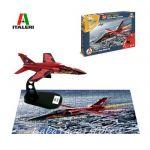 Italeri Пъзел и модел на самолет AMX Ghibli 0854