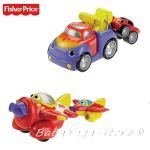Fisher Price Rollin' Tug & Rumble Tow Track, V6992