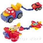 Fisher Price Играчка САМОЛЕТЧЕ Rollin' Tug & Rumble Airplane, V6993