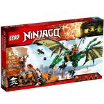 LEGO NINJAGO Зелен NRG дракон The Green NRG Dragon - 70593