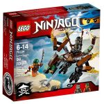 LEGO NINJAGO Драконът на КОУЛ Cole's Dragon - 70599