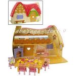 Disney Princess Snow White Cottage V1836