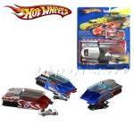 Hot Wheels Hw 2 x Turbo Power Launcher + Car B5696