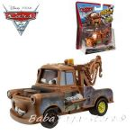 Disney / Pixar CARS 2 Movie 155 Quick Changers Race Mater with Wasabi Tongue, X0613