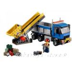 LEGO City Екскаватор и камион Excavator and Truck - 60075