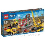 LEGO City Площадка за събаряне Demolition Site - 60076